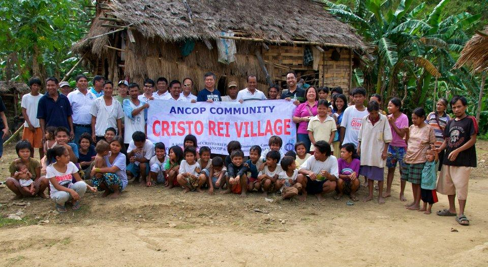 Mindoro- Cristo Rei Village